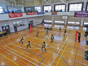 SanbeCup 2019 小学生バレーボール大会