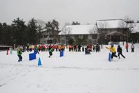 スポーツ雪合戦