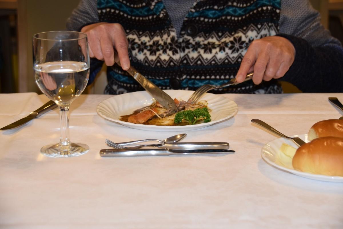 テーブルマナー(フランス料理)